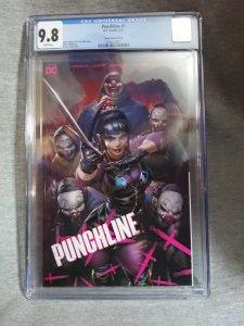 Punchline Special #1 Derrick Chew Variant 9.8 CGC