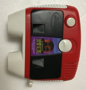 Tyco Talking View-Master 3D, excellent condition, Batman