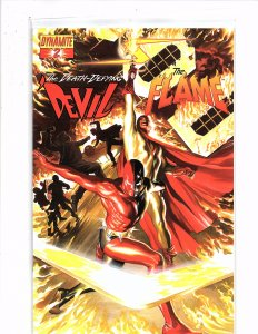 Dynamite Comics (2008) Project Superpowers #2 Alex Ross Story Art