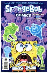 SPONGEBOB #13, NM-, Square pants, Bongo, Cartoon comic, 2011 more in store