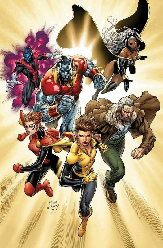 X-Men Gold #1 Poster by Syaf (24 x 36) Rolled/New!