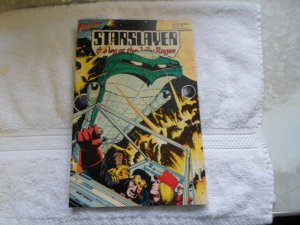 1984 FIRST COMICS STARSLAYER # 19