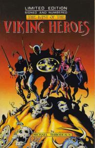 Last of the Viking Heroes, The TPB #1 VF/NM; Genesis West | save on shipping - d
