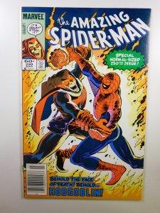 The Amazing Spider-Man #250 (1984) VF-