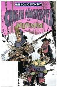 RATED FREE for EVERYONE / CROGAN and MERMIN, NM, FCBD, 2013, more in store