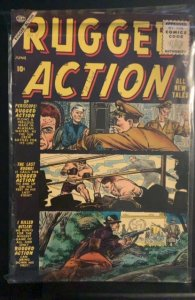 Rugged Action (AU) #4 (1955)