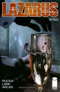 Lazarus (2nd Series) #15 FN; Image | save on shipping - details inside