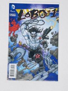 Justice League #23.2 (2013)