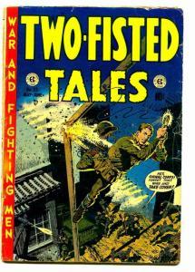 TWO-FISTED TALES #33 1953-WALLY WOOD-DAVIS-KUBERT-SEVERIN-G-