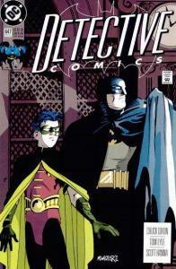 Detective Comics (1937 series) #647, VF- (Stock photo)