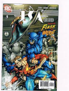 JSA Classified # 9 DC Comic Books Hi-Res Scans Modern Age Awesome Issue WOW!! S7