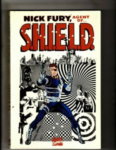 Nick Fury, Agent of... SHIELD Marvel TPB Graphic Novel Comic Book NP11