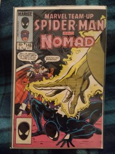 Marvel Team-Up Spiderman and Nomad