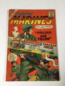 Fightin Marines 39 3.0 Gd/vg Water Damage Charlton Silver Age
