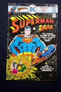 Superman #300: Superman 2001 June 1976