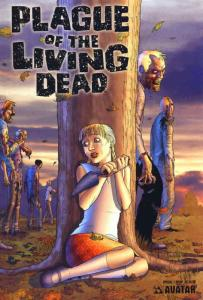Plague of the Living Dead Special #1A VF; Avatar   save on shipping - details in
