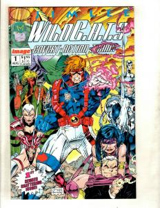 12 Image Comics WildC.A.T.s 1 2 Normalman 1(2) Grifter 1 Freak Force 1 2 + J362