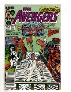 The Avengers #240 (1984) YY7