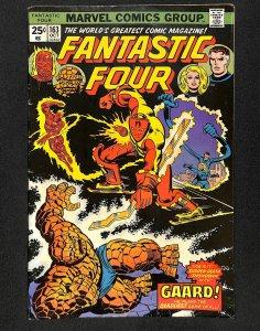 Fantastic Four #163 (1975)