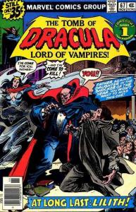 Tomb of Dracula (1972 series) #67, VF- (Stock photo)