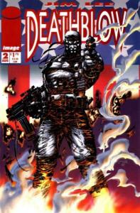 Deathblow (1993 series) #2, VF- (Stock photo)