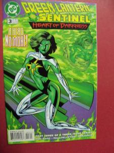 GREEN LANTERN AND SENTINEL #3 HIGH GRADE ( 9.4) OR BETTER