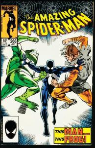 AMAZING SPIDER-MAN #266-1985-MARVEL VF