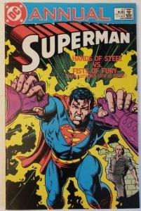 Superman Annual #12  NM 9.4 1986  High Grade DC Comic