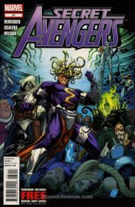 Secret Avengers #31 FN; Marvel | save on shipping - details inside