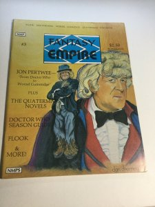 Fantasy Empire 3 Vf Very Fine 8.0 Magazine