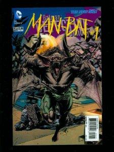 DETECTIVE COMICS #23.4 MAN-BAT BATMAN 3-D VARIANT NEW 52 HIGH GRADE NM