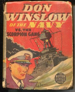 Don Winslow Of The Navy vs The Scorpion Gang #1419-1938-pre WWII-G