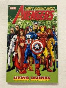 Avengers living legends TPB 6.0 FN (2004)