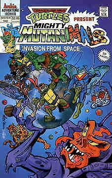 Mighty Mutanimals (Mini-Series) TPB #1 FN; Archie | save on shipping - details i