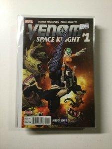 Venom: Space Knight #1 (2016) HPA