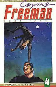 Crying Freeman Part 3 #4 VF/NM; Viz | save on shipping - details inside