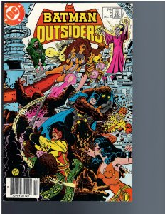 Batman and the Outsiders #5 (1983)