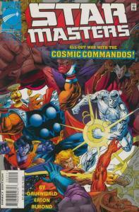 Star Masters (Marvel) #2 FN; Marvel | save on shipping - details inside