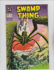 DC Comics! Swamp Thing! Issue 87!