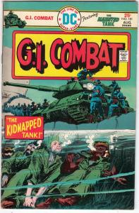 G.I. Combat #181 (Aug-75) FN/VF Mid-High-Grade The Haunted Tank
