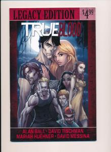 TRUE BLOOD Legacy Edition issue #1 - IDW Comics ~ NM (HX264)