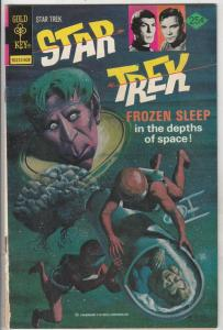 Star Trek #39 (Aug-76) VG/FN Mid-Grade Captain Kirk, Mr Spock, Bones, Scotty