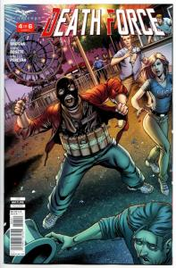 Death Force #4 Cvr D (Zenescope, 2016) NM