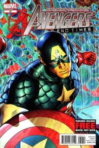 Avengers (2010 series) #32, NM (Stock photo)