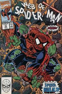 Web of Spider-Man, The #70 VF/NM; Marvel | save on shipping - details inside