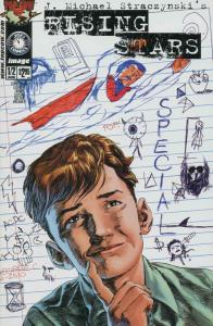 Rising Stars #1/2 (½ half) VF/NM; Image | save on shipping - details inside