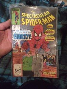 The Spectacular Spider-Man #150 NM in original plastic