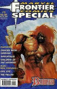 Marvel Frontier Comics Unlimited #1 VF; Marvel UK   save on shipping - details i