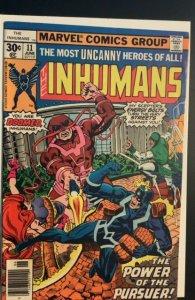 The Inhumans #11 (1977)