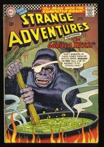 Strange Adventures #186 VG+ 4.5 DC Comics